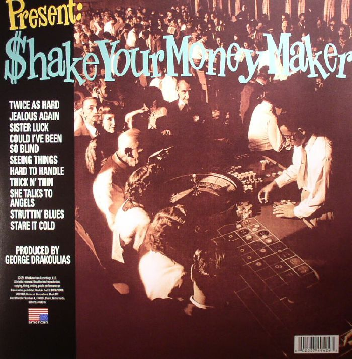The Black Crowes Shake Your Money Maker Vinyl At Juno Records