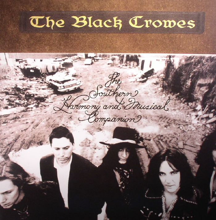 BLACK CROWES, The - The Southern Harmony & Musical Companion