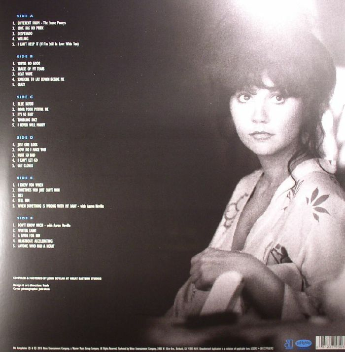 RONSTADT, Linda - Classic Linda Ronstadt: Just One Look
