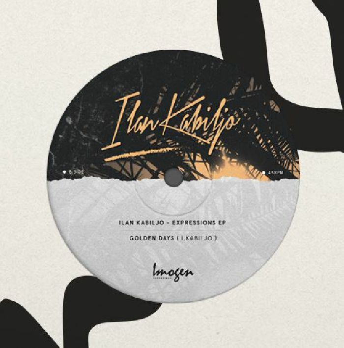 KABILJO, Ilan - Expressions EP