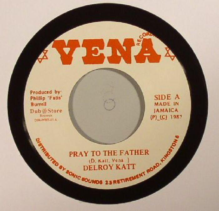 Delroy Cat* Delroy Katt - Pray To The Father