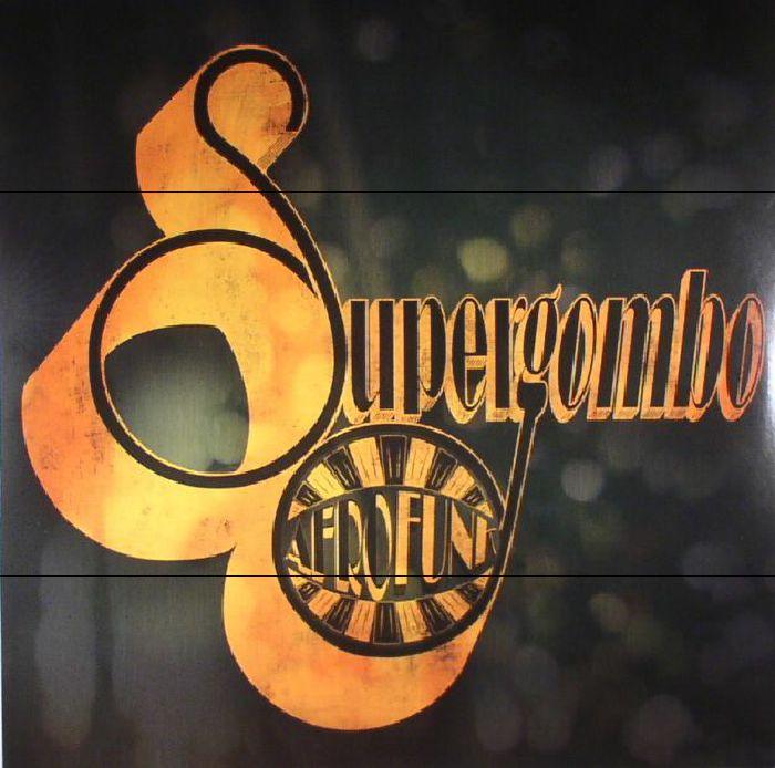 SUPERGOMBO - Afrofunk