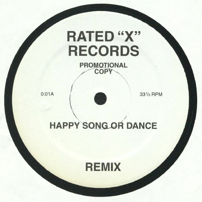 RARE EARTH/VISAGE - Happy Song Or Dance