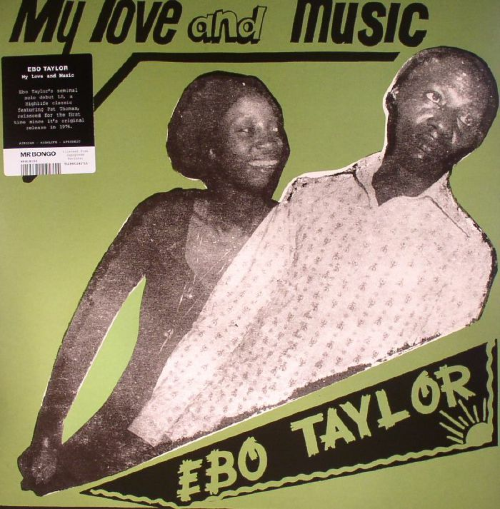 TAYLOR, Ebo - My Love & Music
