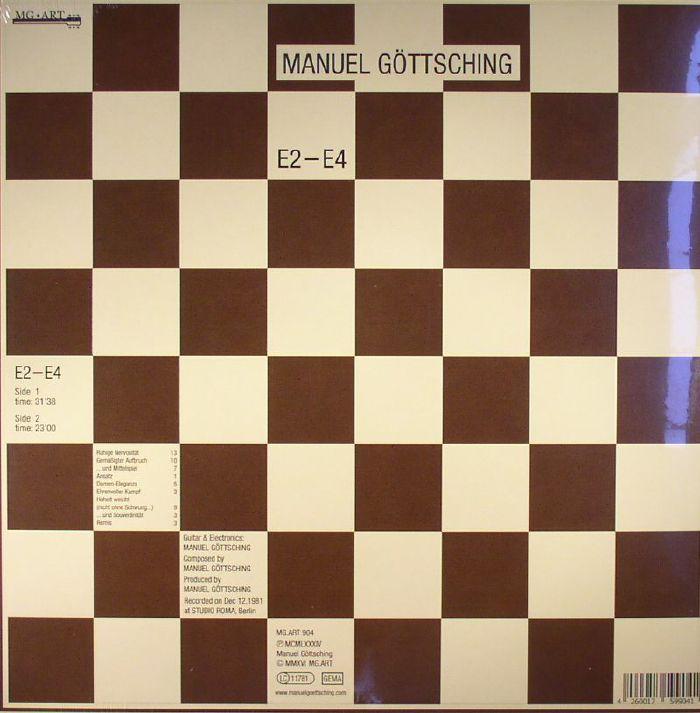 GOTTSCHING, Manuel - E2 E4 2016: 35th Anniversary Edition