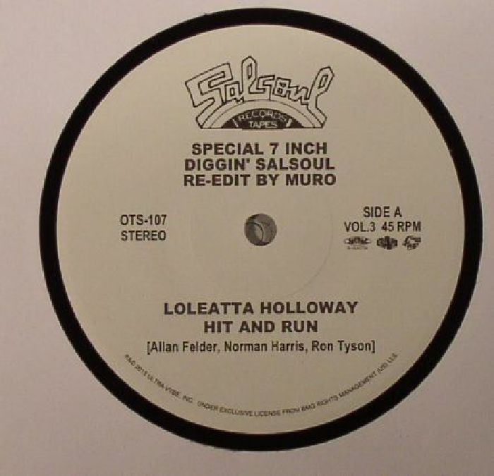 Loleatta Holloway - Two Became A Crowd / I`ve Been Loving You Too Long