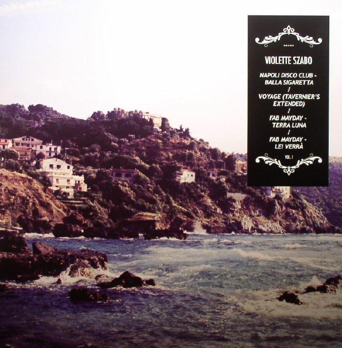 NAPOLI DISCO CLUB/FAB MAYDAY - Violette Szabo Vol 1