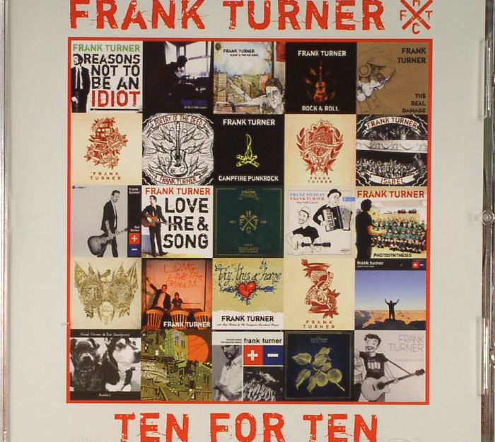 TURNER, Frank - Ten For Ten