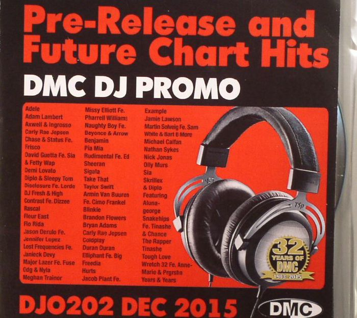 VARIOUS - DJ Promo DJO 202: (Strictly DJ Use Only) (Pre Release & Future Chart Hits)