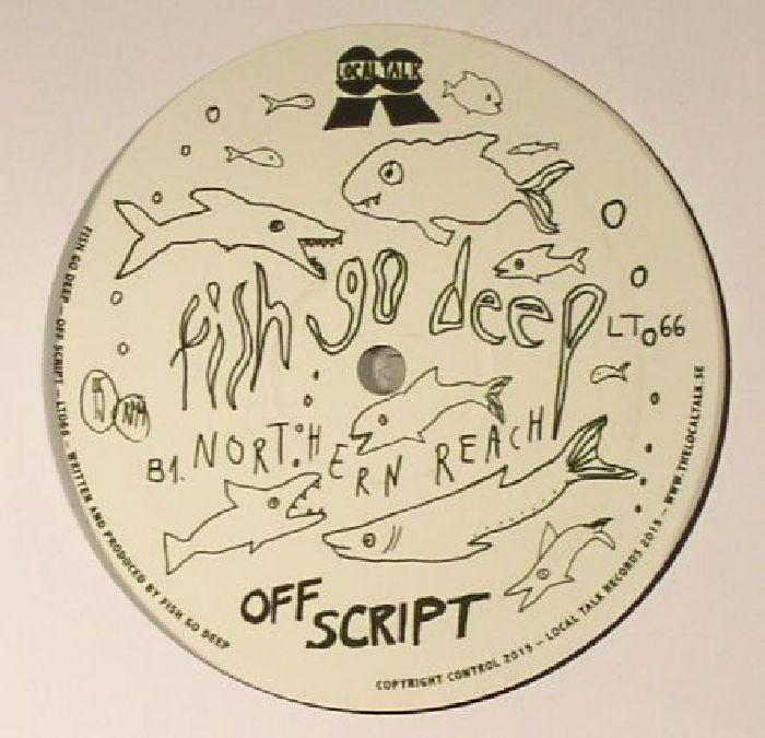 Fish go deep off script vinyl at juno records for Big fish script