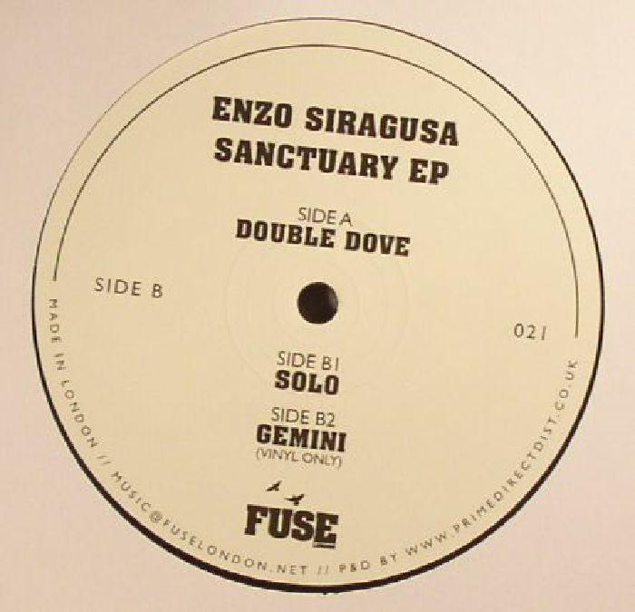 SIRAGUSA, Enzo - Sanctuary EP