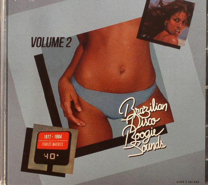 VARIOUS - Brazilian Disco Boogie Sounds 1977-1984 Volume 2