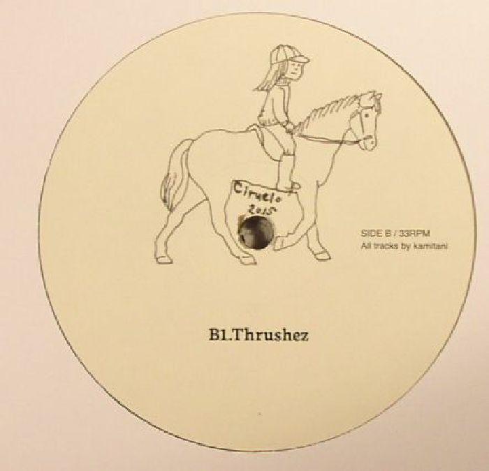 THRUSHEZ - Untitled EP
