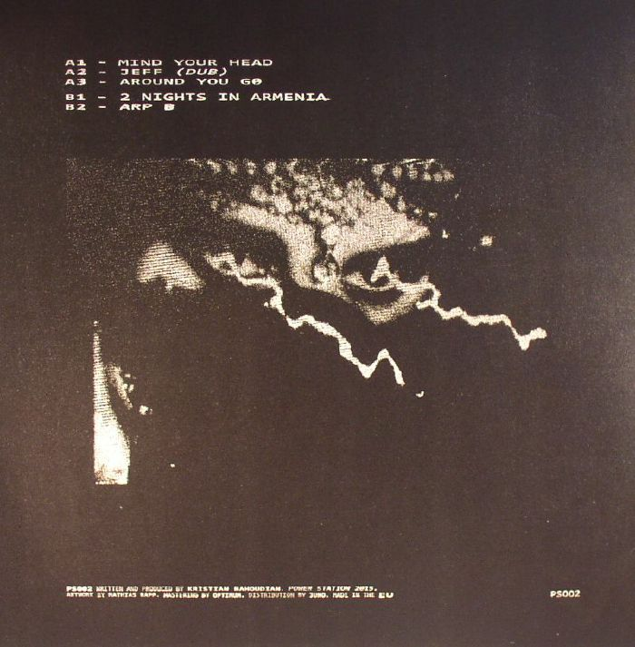 BAHA, Kris - Mind Your Head EP