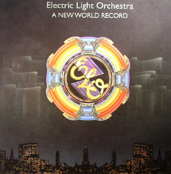 Electric Light Orchestra Aka Elo A New World Record Vinyl