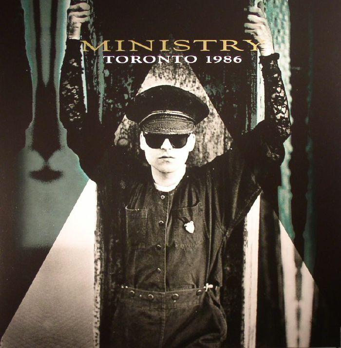 MINISTRY - Toronto 1986