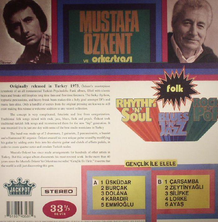 OZKENT, Mustafa - Genclik Ile Elele