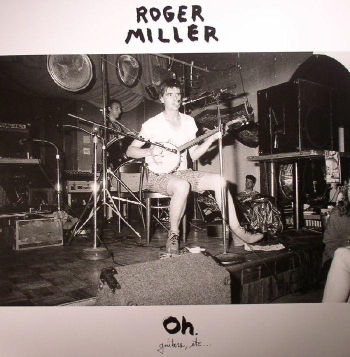 MILLER, Roger - Oh Guitars Etc