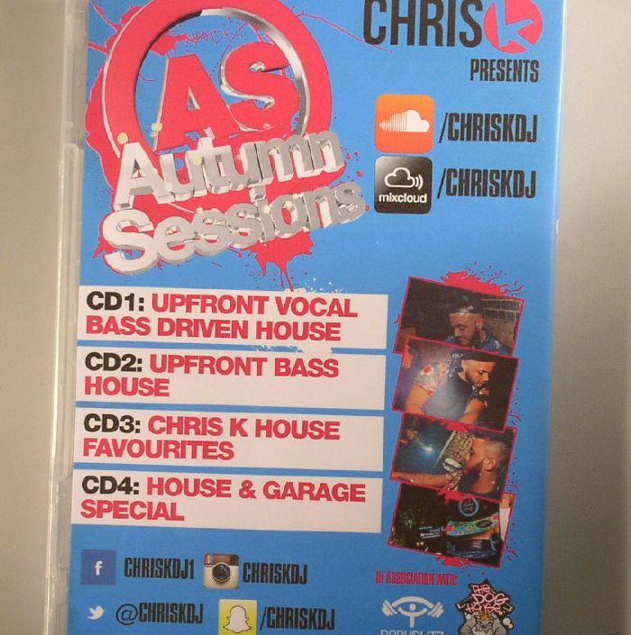CHRIS K/VARIOUS - Autumn Sessions