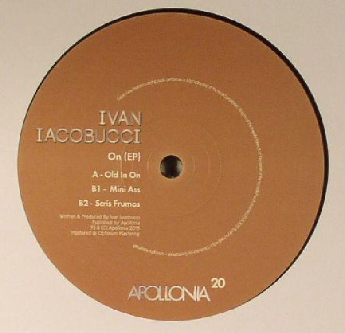 IACOBUCCI, Ivan - On (EP)
