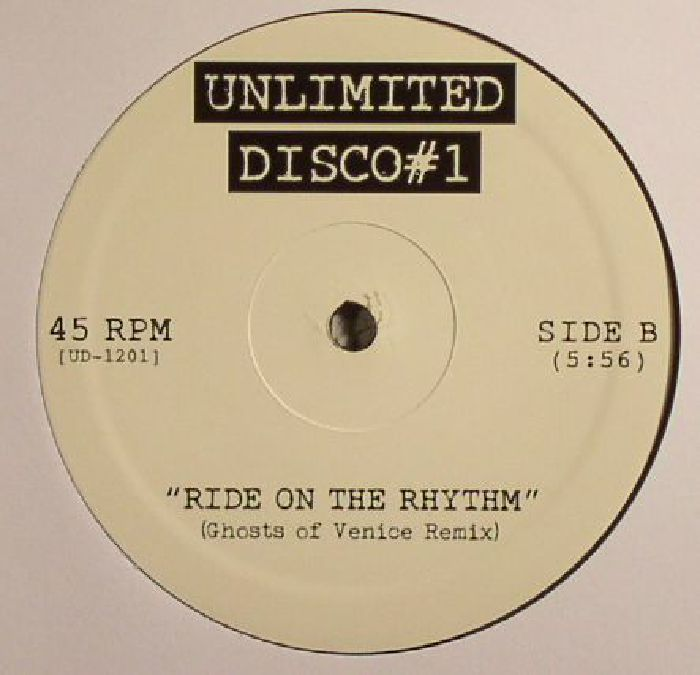 UNLIMITED DISCO - Unlimited Disco #1