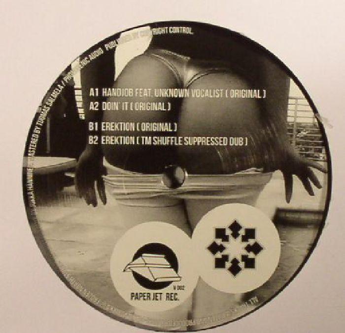 JUSSI PEKKA feat JUICY PECKER - Dubxual EP