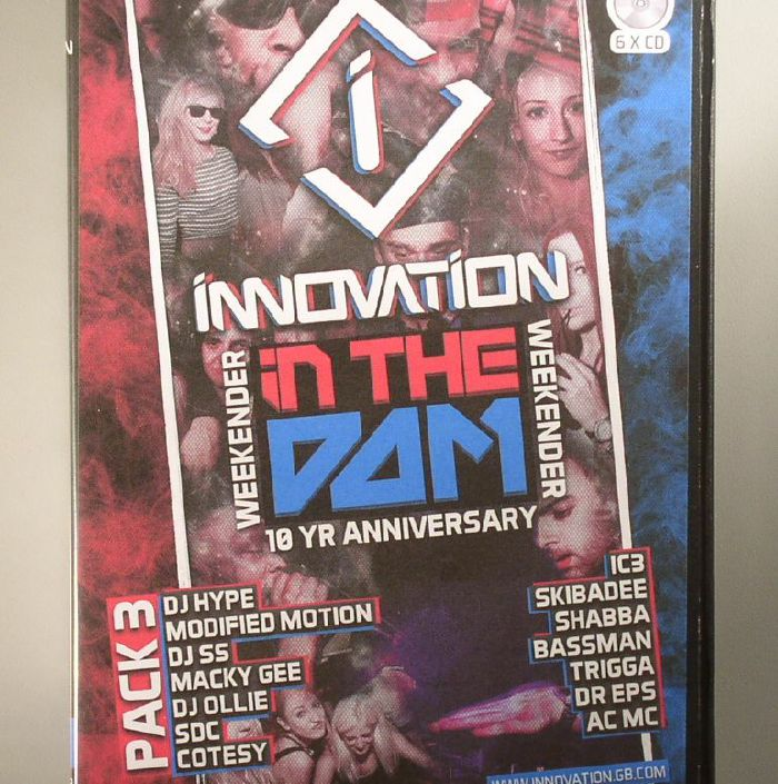 VARIOUS - Innovation: In The Dam Pack 3