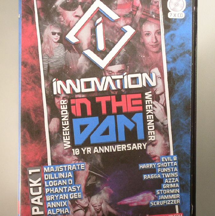 VARIOUS - Innovation: In The Dam Pack 1