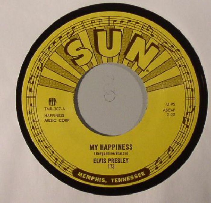 PRESLEY, Elvis - My Happiness