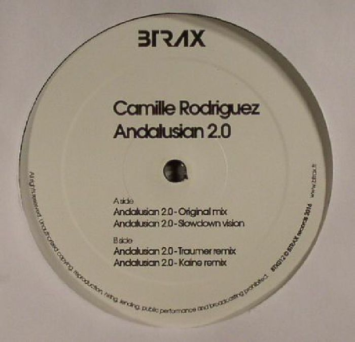RODRIGUEZ, Camille - Andalusian 2.0