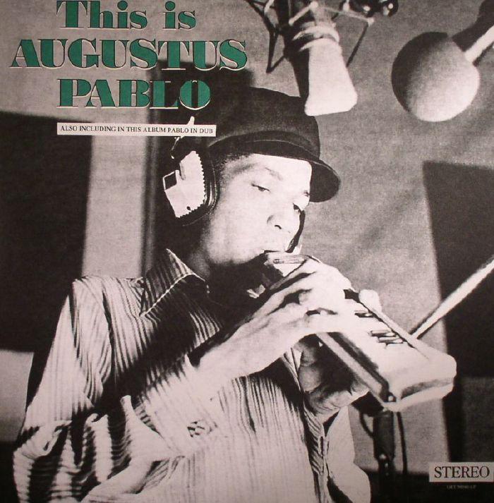 PABLO, Augustus - This Is Augustus Pablo