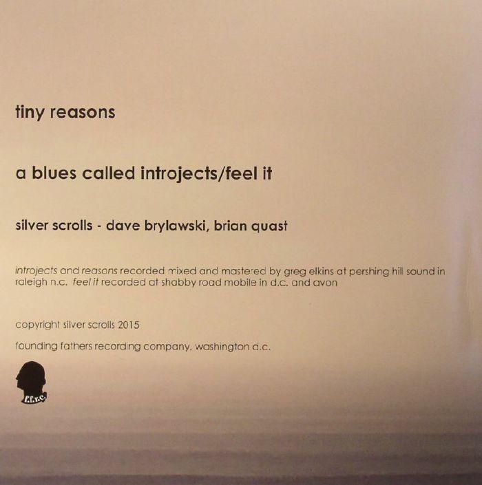 SILVER SCROLLS - Tiny Reasons