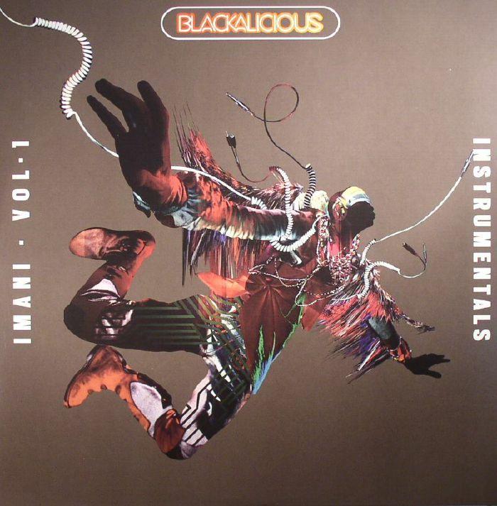 BLACKALICIOUS - Imani Vol 1: Instrumentals