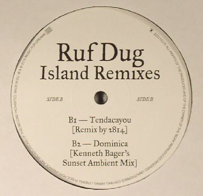 RUF DUG - Island Remixes