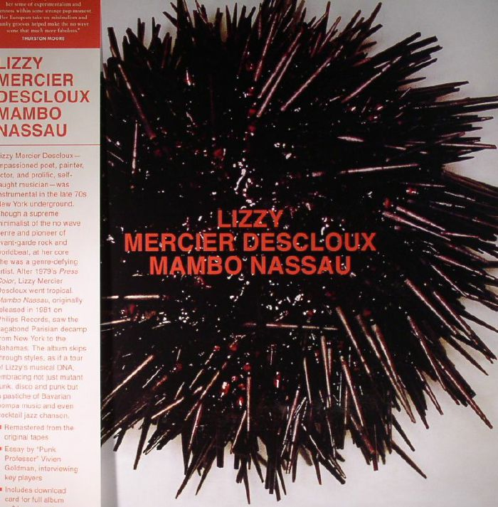 DESCLOUX, Lizzy Mercier - Mambo Nassau (remastered)