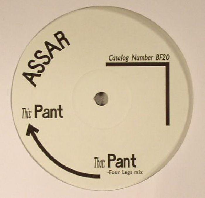 ASSAR - Pant