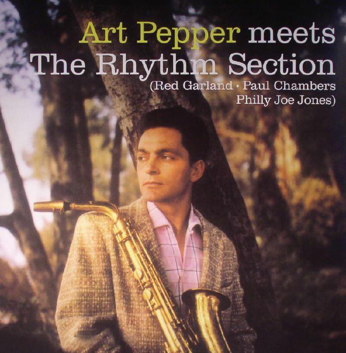 PEPPER, Art - Meets The Rhythm Section