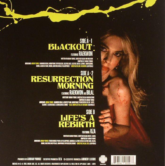 YOUNGE, Adrian/GHOSTFACE KILLAH - Twelve Reasons To Die II: Blackout
