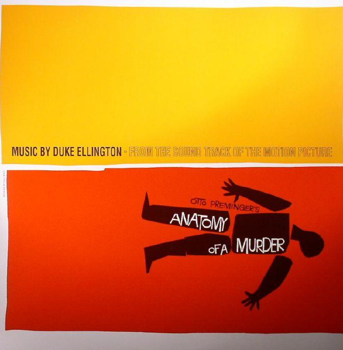 Duke ELLINGTON Anatomy Of A Murder (Soundtrack) vinyl at Juno Records.