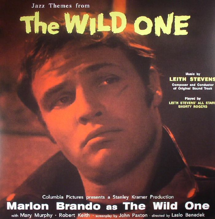 STEVENS, Leith/SHORTY ROGERS - Jazz Themes From The Wild One (Soundtrack)