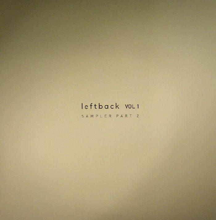OCH/ITTETSU/KASHAWAR/MATTHEW BURTON - Leftback Vol 1: Sampler Part 2