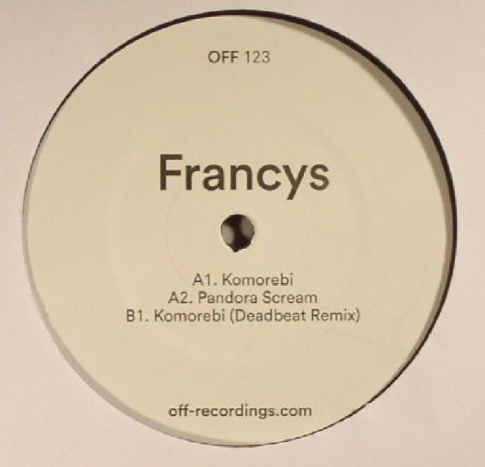 FRANCYS - Komorebi