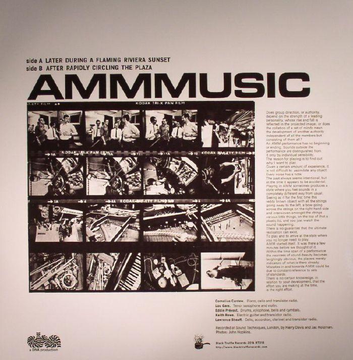 AMM - Ammmusic