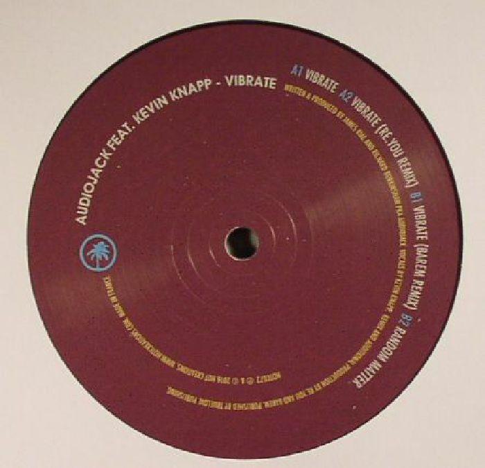 AUDIOJACK feat KEVIN KNAPP - Vibrate