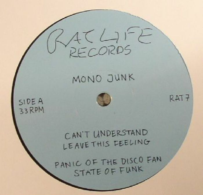 MONO JUNK - State Of Funk EP