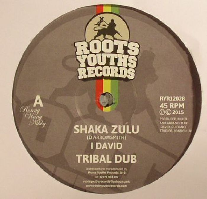 I DAVID Shaka Zulu Vinyl At Juno Records