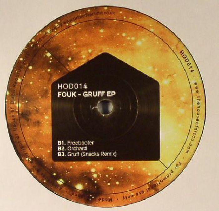 FOUK - Gruff EP