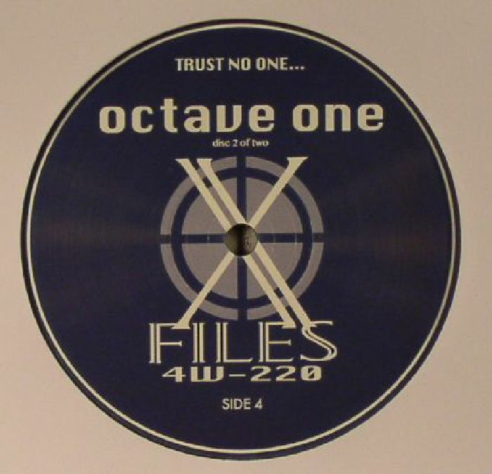 OCTAVE ONE - The X Files (remastered)