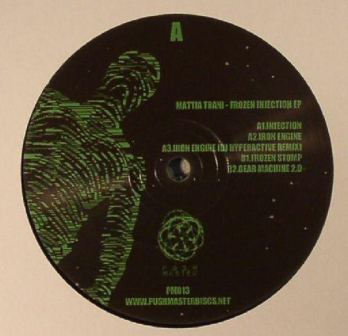 TRANI, Mattia - Frozen Injection EP