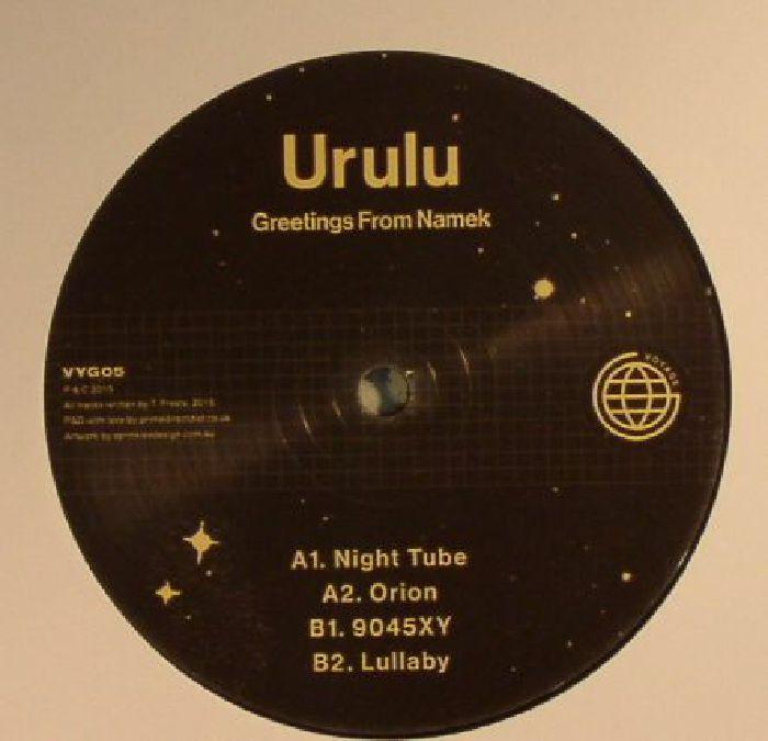 URULU - Greetings From Namek